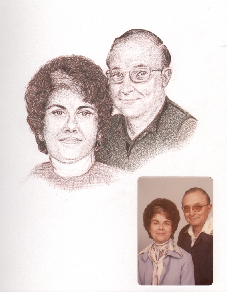 Carl Barner's Parents