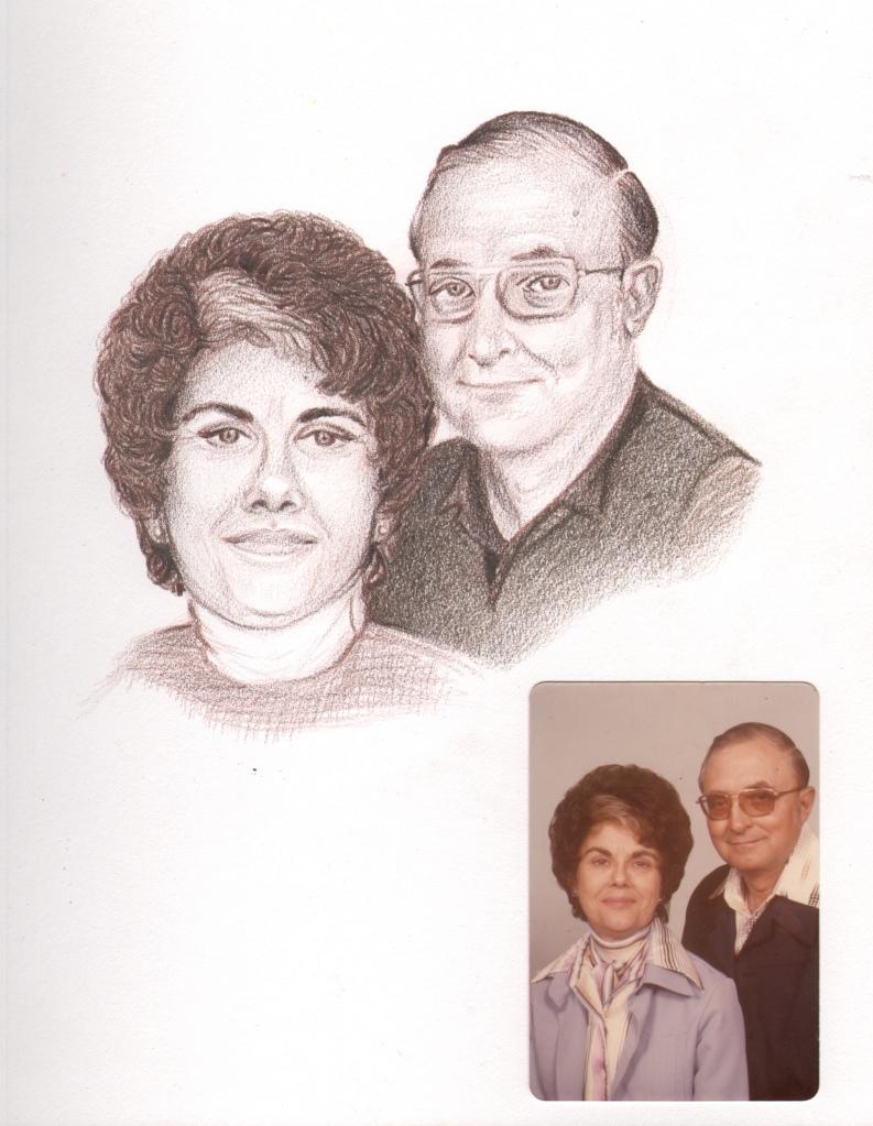 Carl Barner's Parents