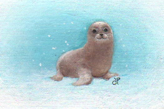 Hallmark Seal- front