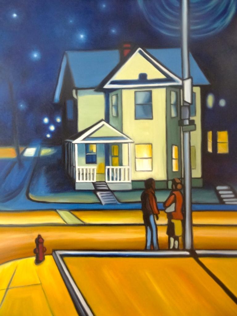 Kari's Painting